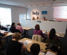 Jornadas Deducciones fiscales I+D+i por COPROYMA en FEDA Albacete.