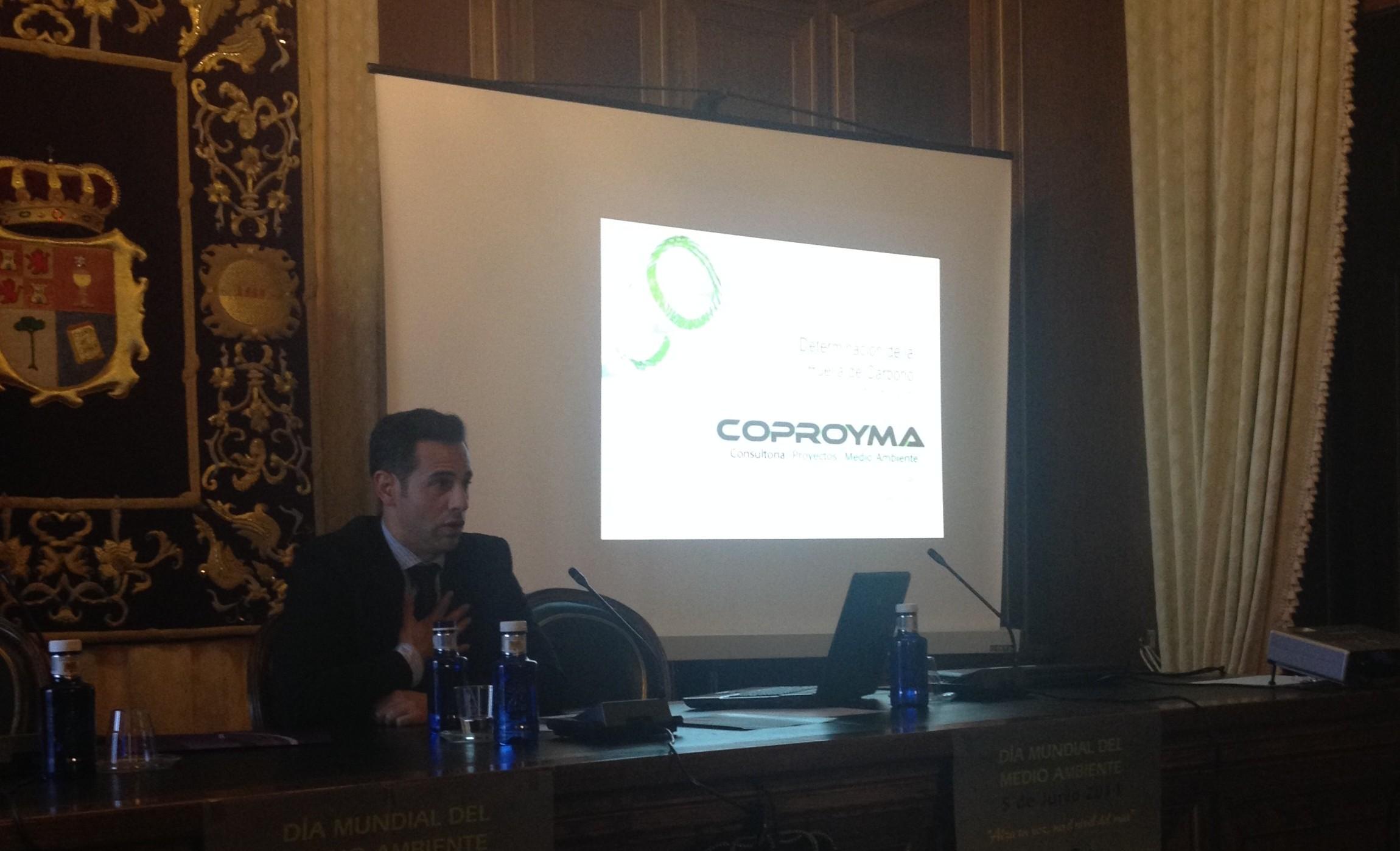 Coproyma en las Jornadas de Ecoinnovación