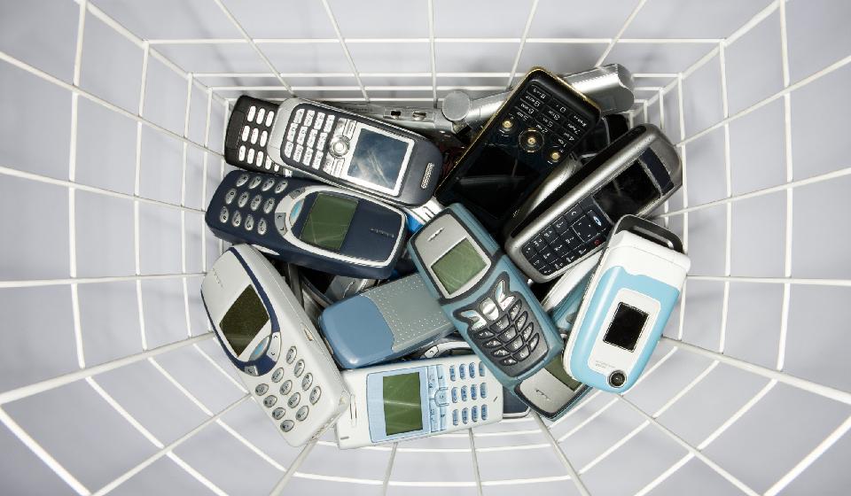 Gestión de Residuos de Aparatos Eléctricos y Electrónicos | Coproyma